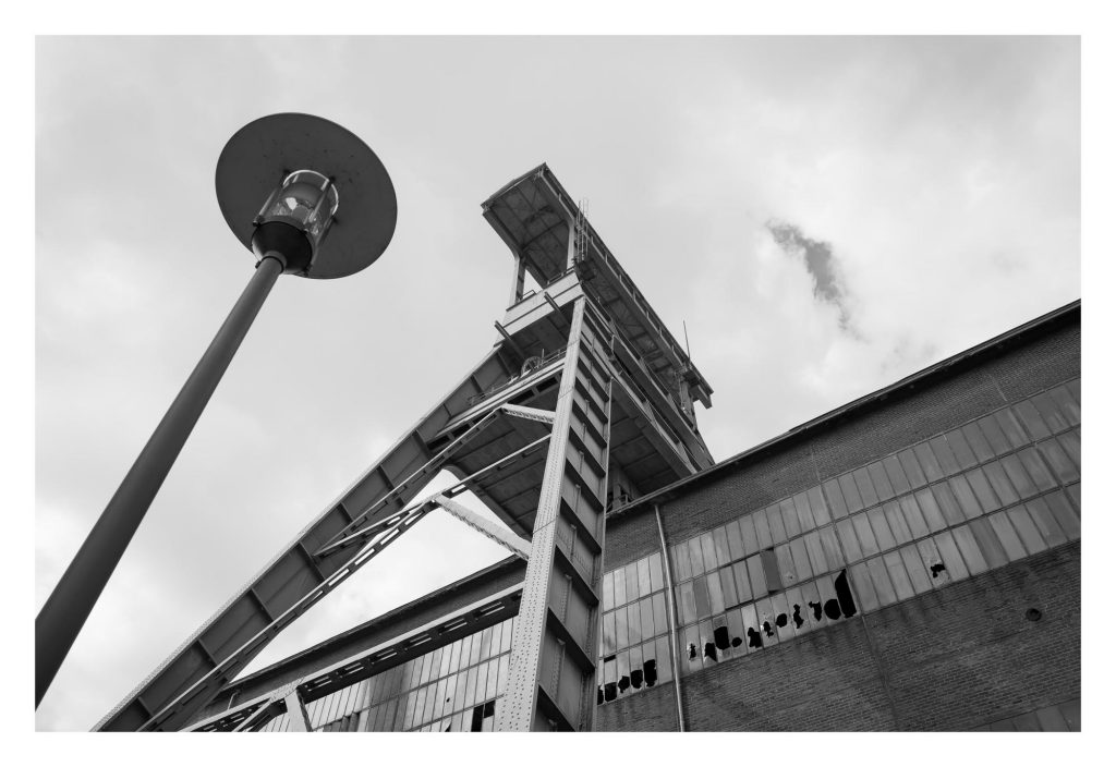 Zeche Ewald, Turm Schacht 7