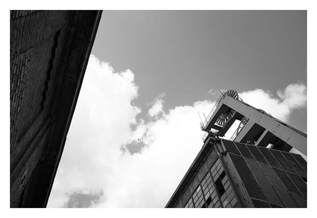 Zeche Ewald, Turm Schacht 2
