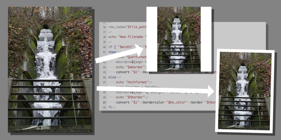 Post Processing mit Scripten