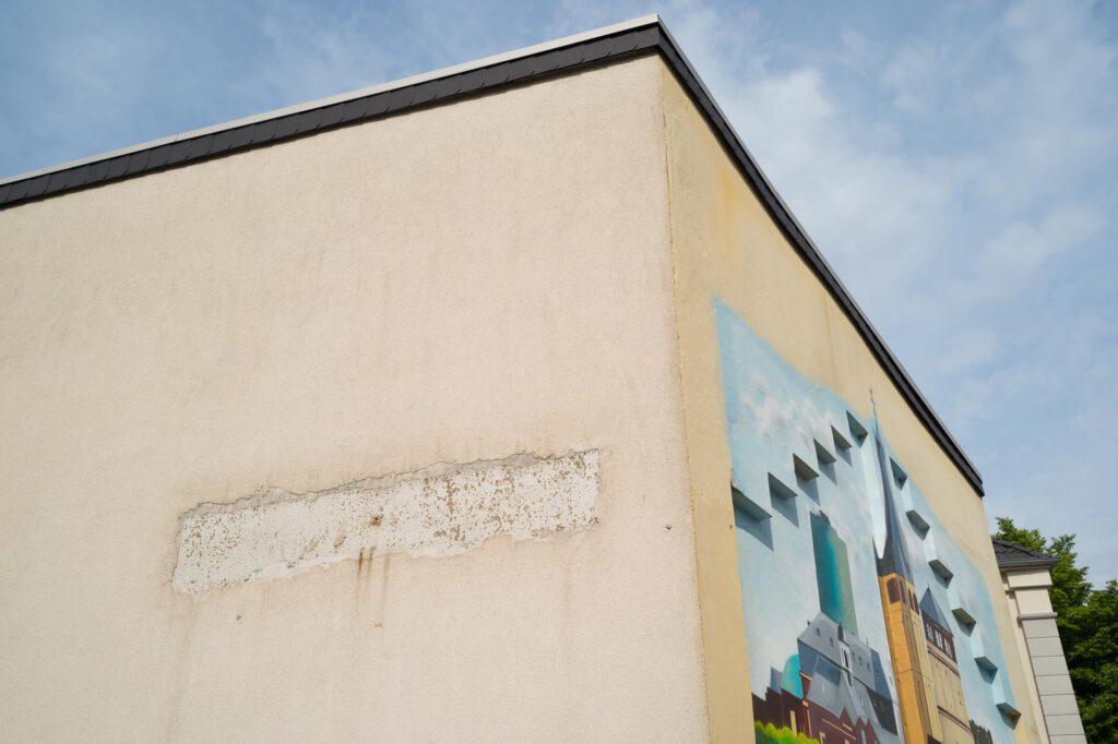 Wandbild Kampstraße 2021